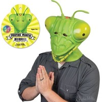 Praying Mantis Mask