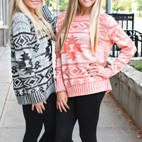 Arizona Sands Sweater - Black