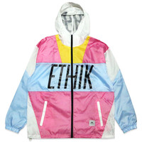Ethik Clothing Co. - Training Camp Winbreaker - Pastels