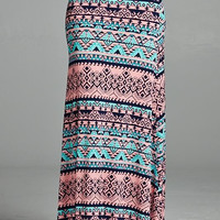 ****New****Pretty In Pink Maxi Skirt