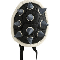 Black Mini Spike Backpack
