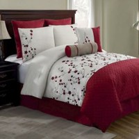 Sadie 8pc Comforter Set