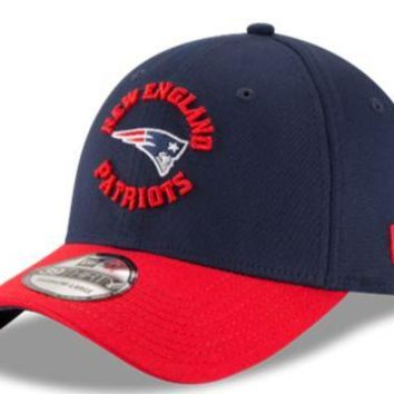 DCCKG8Q NFL New England Patriots 39THIRTY Game Day Team Hat