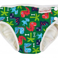 Little Dinos Swim Diaper