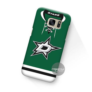 Art Work Dallas Stars Jersey Samsung Galaxy Case Cover Series