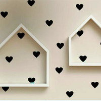 House Shaped Shelves Set
