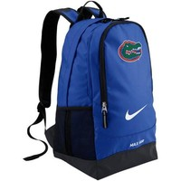 Nike Florida Gators Large Training Backpack - Royal Blue