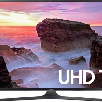 "Samsung - 75"" Class (74.5"" Diag.) - LED - 2160p - Smart - 4K Ultra HD TV"