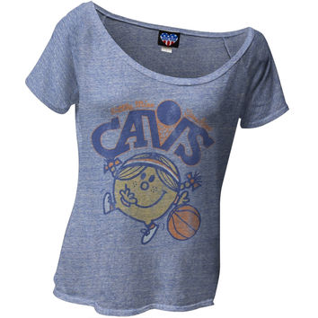 Little Miss NBA - Little Miss Cavs Juniors Slouch T-Shirt
