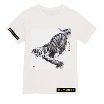 T-Shirt - Abundant Energy TiGER