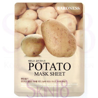 Baroness Potato Mask Sheet  *exp.date 08/18