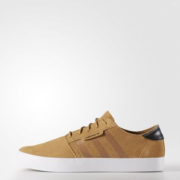 adidas Seeley Essential Shoes - Brown | adidas US