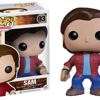 POP! Supernatural: Sam Vinyl Figure