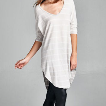 Striped Perfection Tunic