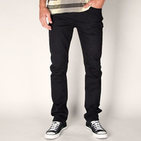 Rsq London Mens Skinny Pants Black  In Sizes