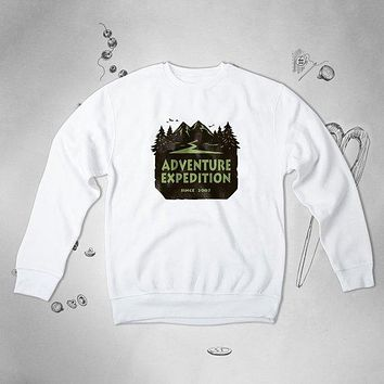 National Park Colorado Mountains Men Women Sweatshirt Top Sweater Pullover