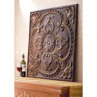CBK Wall Decor with Center Medallion - 43669 - All Wall Art - Wall Art & Coverings - Decor