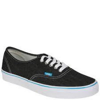 Vans Authentic (Denim)Black-True Wht