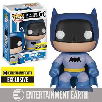 Batman 75th Blue Rainbow Batman Pop! Vinyl - EE Exclusive