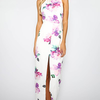 Enchanted Maxi Dress - Floral