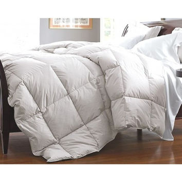 Down & Feather- 95/5- Thick Heavy Fill- Comforter in King Size