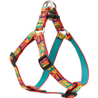 Lupine Crazy Daisy Step-In Medium Dog Harness (3/4 Inch)