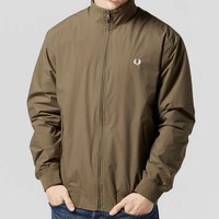 Fred Perry Brentham Jacket | scotts Menswear