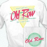 Old Row 80's Pocket Tee - $20 Comfort Colors!