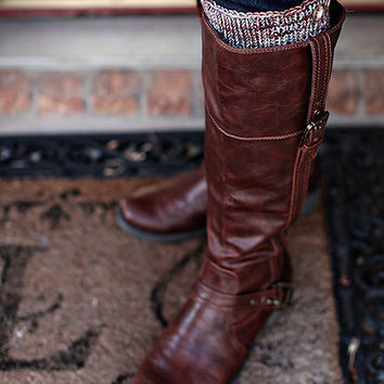 Thermal Knit Boot Cuffs / Women's Boot Cuffs / Boot Toppers / Boot Cuff Legwarmers