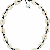 Natural Shell Beads Handmade Hawaii Wakiki Beach Choker for Girls and Ladies