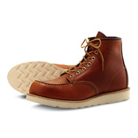 Red Wing 875 Classic Moc Toe Boots