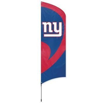 Ny Giants Tall Team Flag Wpole