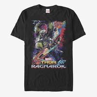 Marvel Thor: Ragnarok Hulk Color Frame T-Shirt