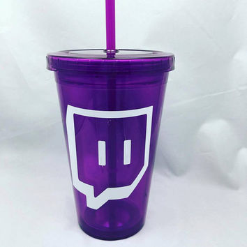 Twitch Tumbler Cup
