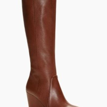 sonny wedge boots - kate spade new york