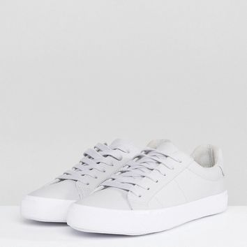ASOS DESIGN Devlin Lace Up Trainers at asos.com