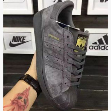 Adidas Originals Superstar City Pack Sneaker Dark Grey
