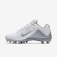 The Nike SpeedLax 5 Women's Lacrosse Cleat.