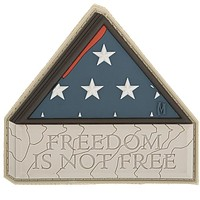 Maxpedition Freedom Is Not Free Morale Patch