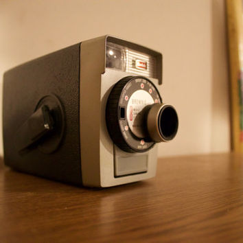 Kodak brownie 8mm movie camera