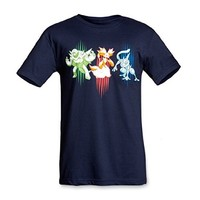 Kalos Pokémon Final Fierce T-Shirt
