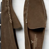 AEO Men's Suede Driving Moccasin