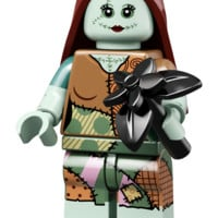 Disney Lego Minifigure Series 2 Nightmare Before Christmas Sally New Opened Foil