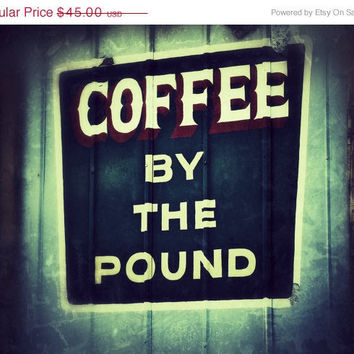 Caffeine 11X14 Coffee Theme Fine Art Print by BrandonAddisArt
