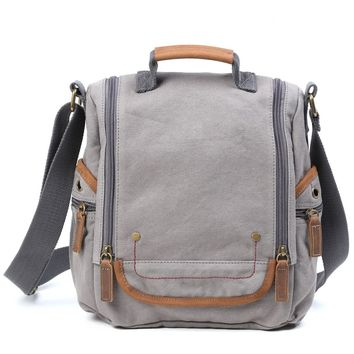 Atona Canvas Crossbody Bag