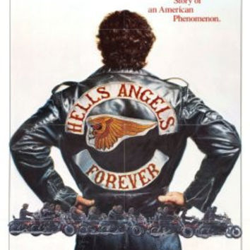 Hells Angels Forever Mini Poster 11x17