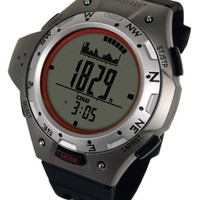 La Crosse Technology XG-55 Digital Altimeter/Compass Watch