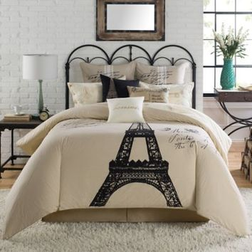 Anthology™ Paris Comforter Set