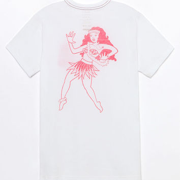 RVCA Hula Girl T-Shirt at PacSun.com