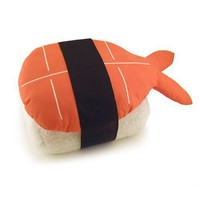 Ebi (Shrimp) Sushi Pillow